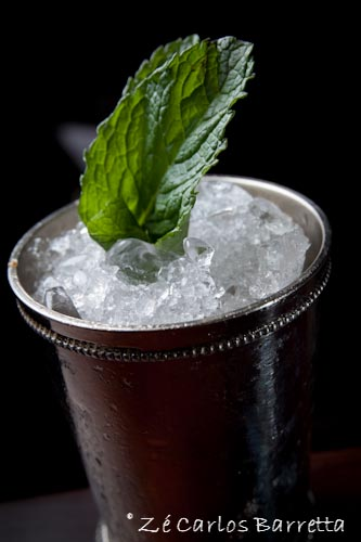 picture of the mint julep