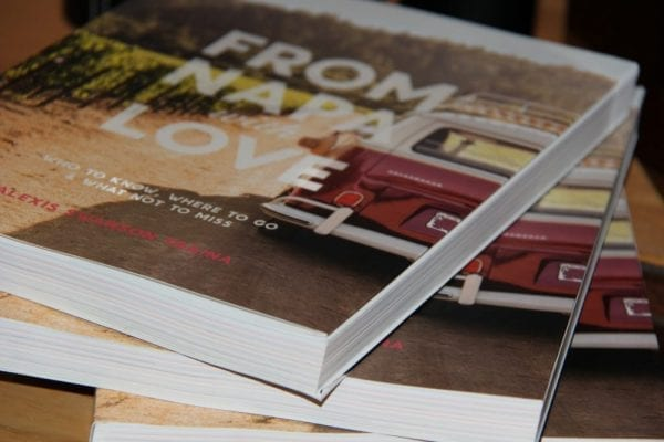Book 'From Napa With Love'