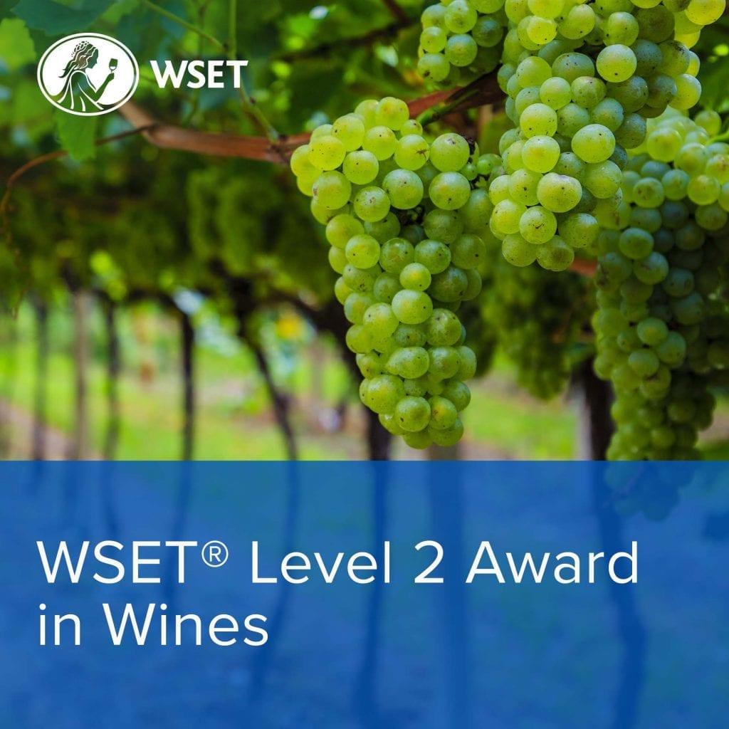 WSET Level 2 Award in Wines