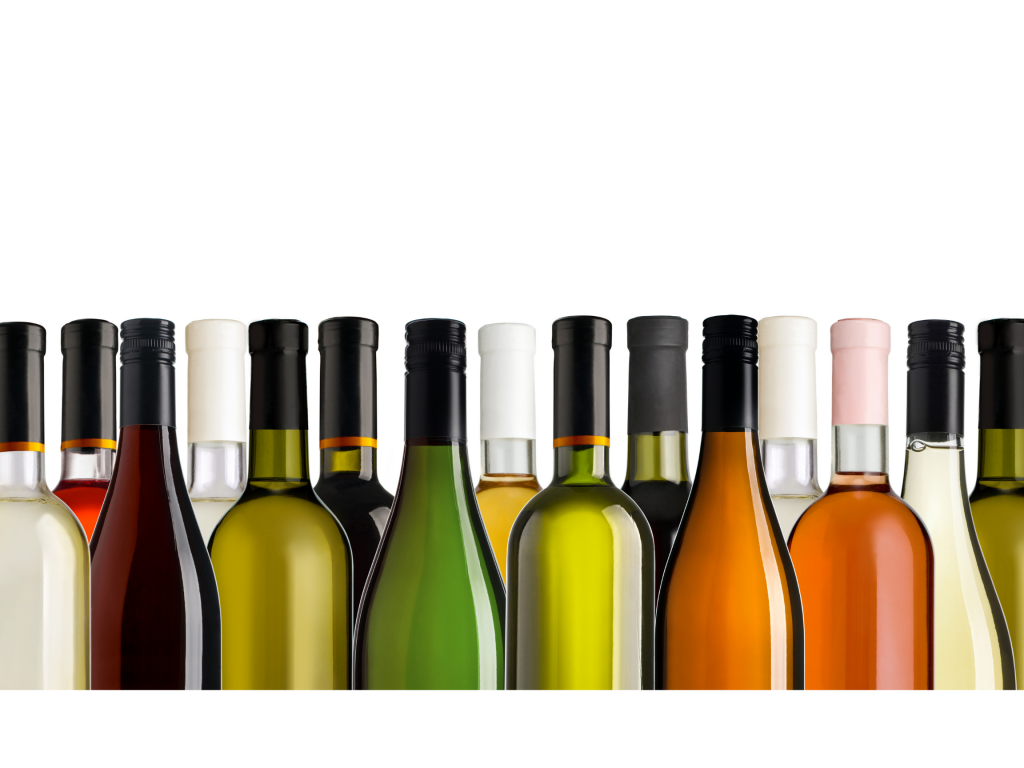 Clear glass wine bottles allow UV light in and cause Lightstrike in wine
